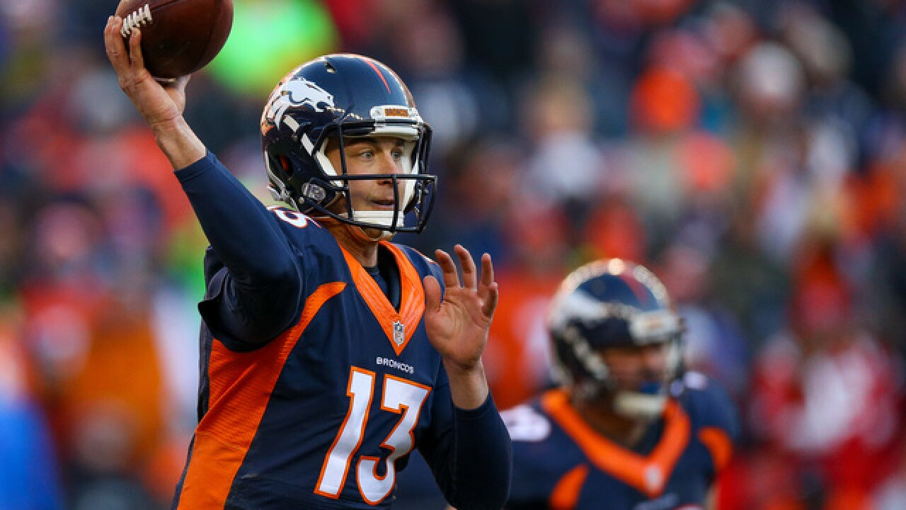 Woody Paige: Passing camp tradition sputters out as Broncos quarterback competition continues