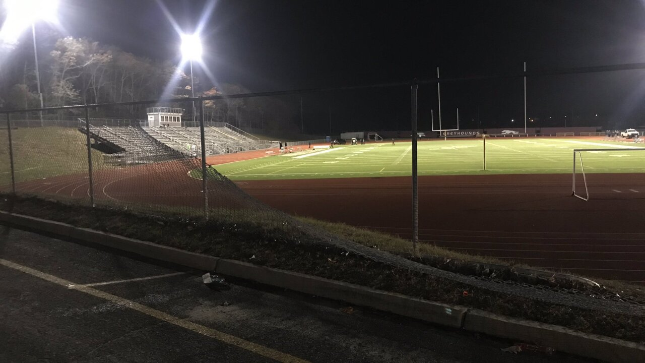 5 arrested after shooting at New Jersey high school football game that left 3 injured