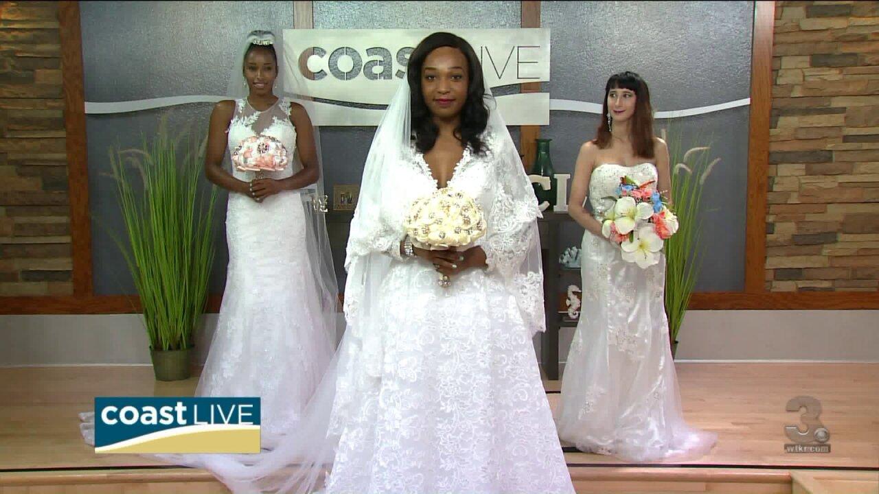 Hot styles for Bridal season on CoastLive