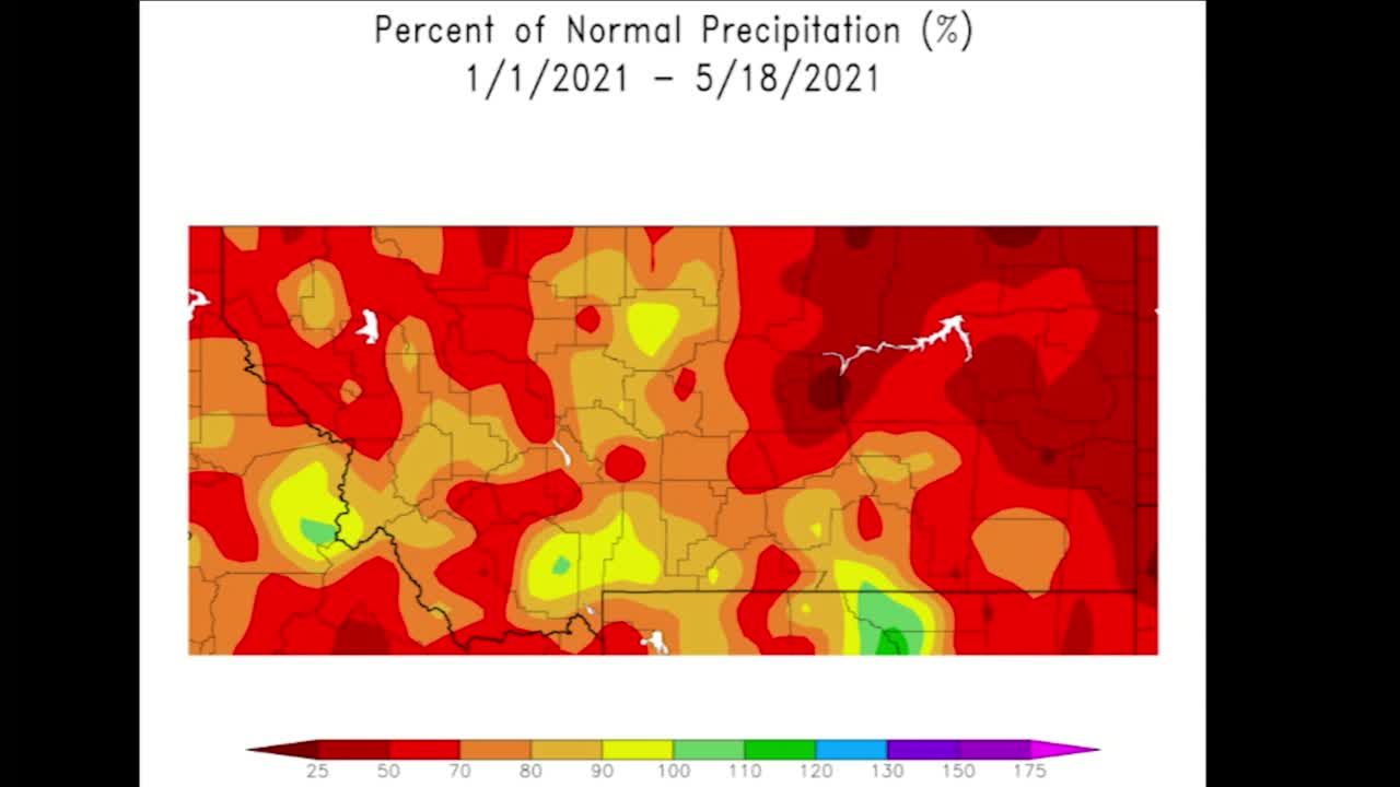 Weather Wise: How the latest storm affect the drought
