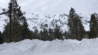 At least 1 dead, several unaccounted for after California avalanche
