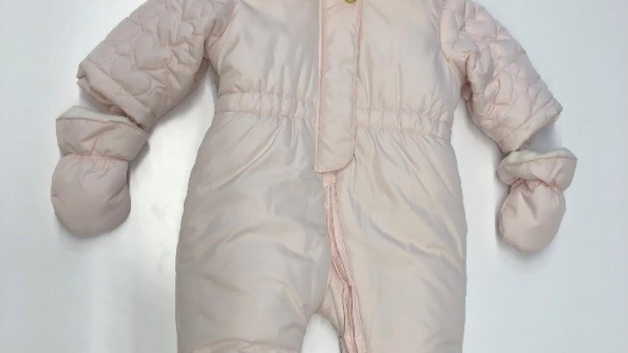snowsuit recall 3