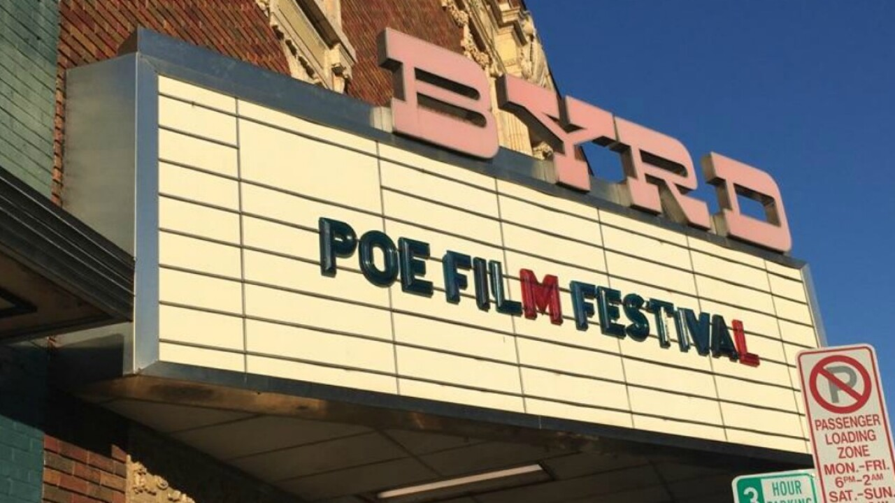 Edgar Allan Poe fans gather for unhappy hours, dark movies at filmfestival