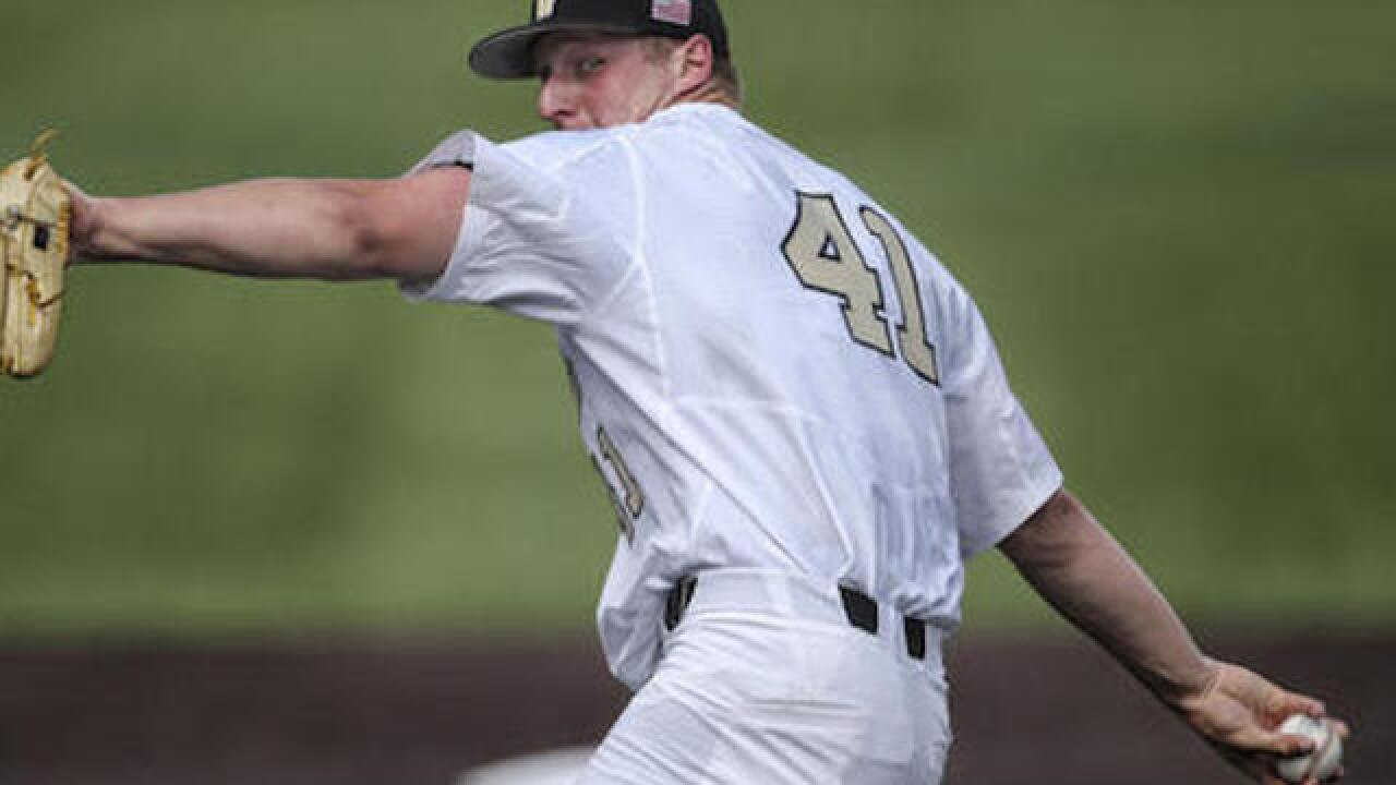 Vanderbilt pitcher Donny Everett drowns