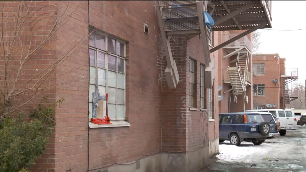 Criminal charges filed against owner of Georgia Apartments in Salt LakeCity