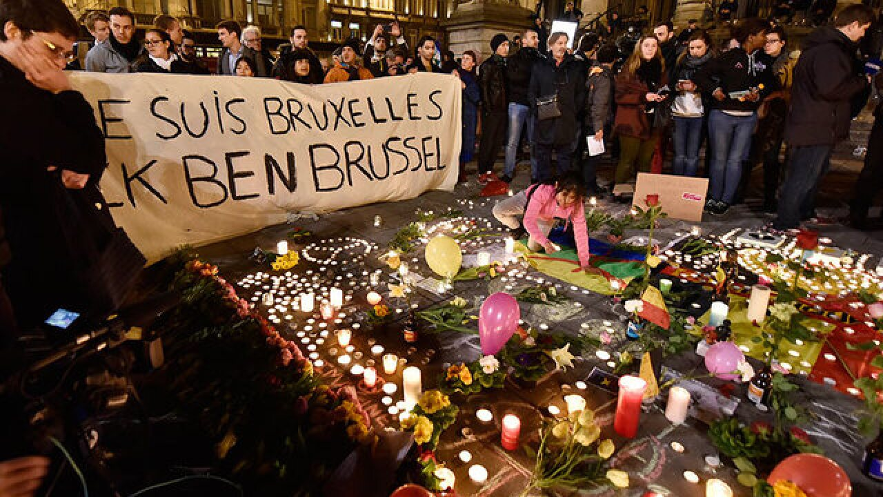 Explosions rock Brussels; 28 reported dead