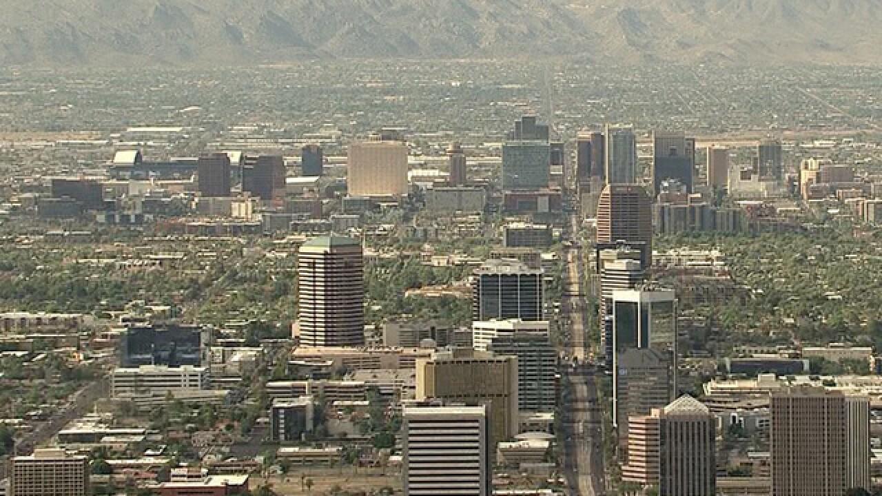 Arizona unemployment rate now 4.5 percent, lowest since 2007