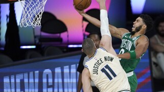 APTOPIX Celtics Bucks Basketball