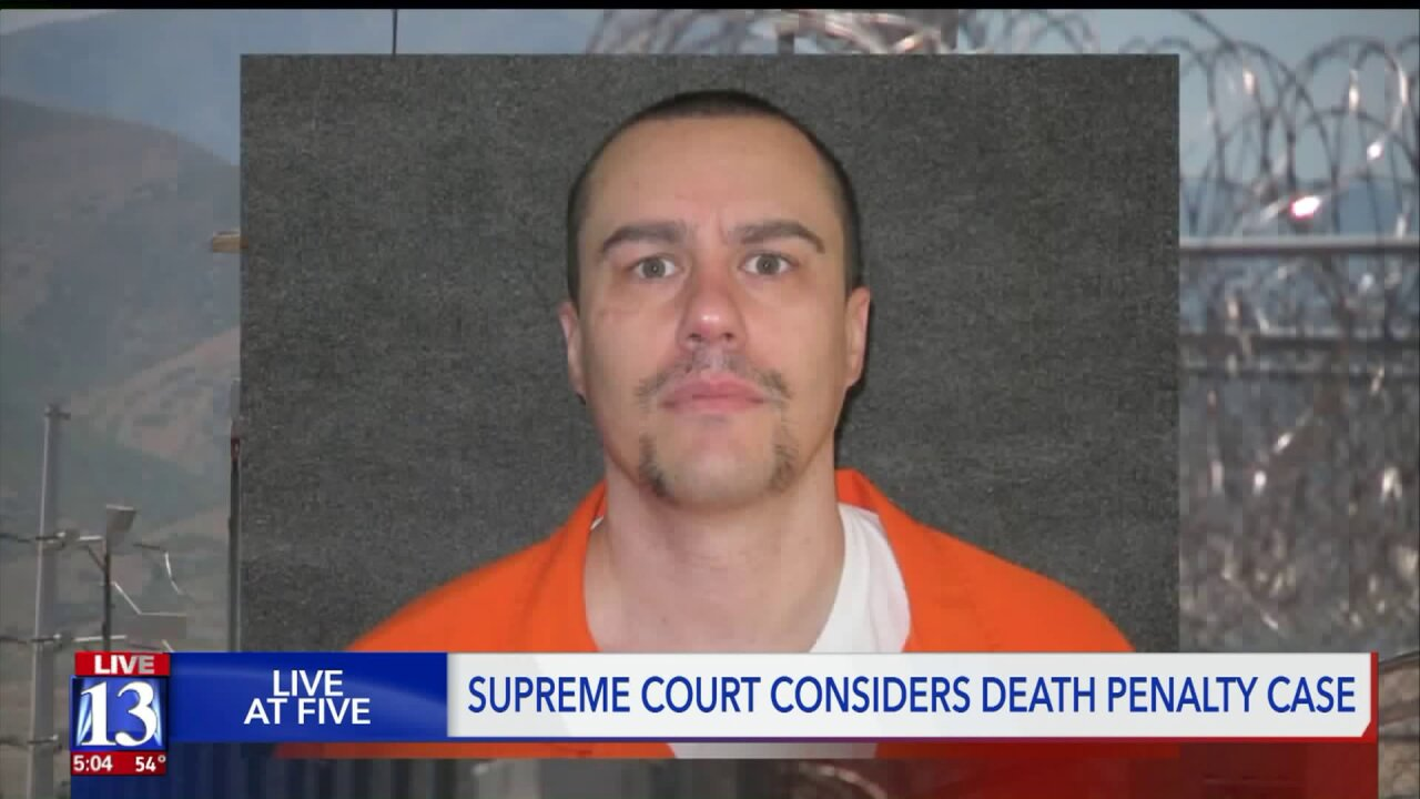 U.S. Supreme Court considers whether to take Utah death rowcase