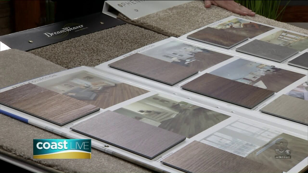 Adding personality to your home with color and flooring on CoastLive