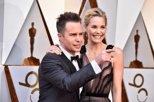 PHOTOS: Oscars 2018 red carpet