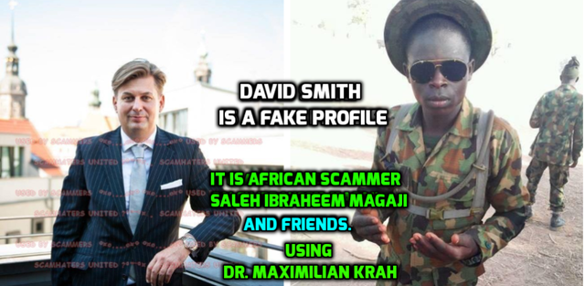 Recognize Me? The fake and real faces of scammers