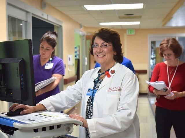 GBMC Neonatologist Dr. Maria Pane