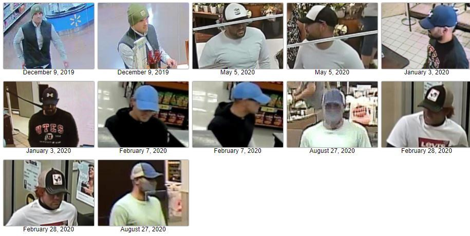 FBI looking for 'Band Aid Bandit'