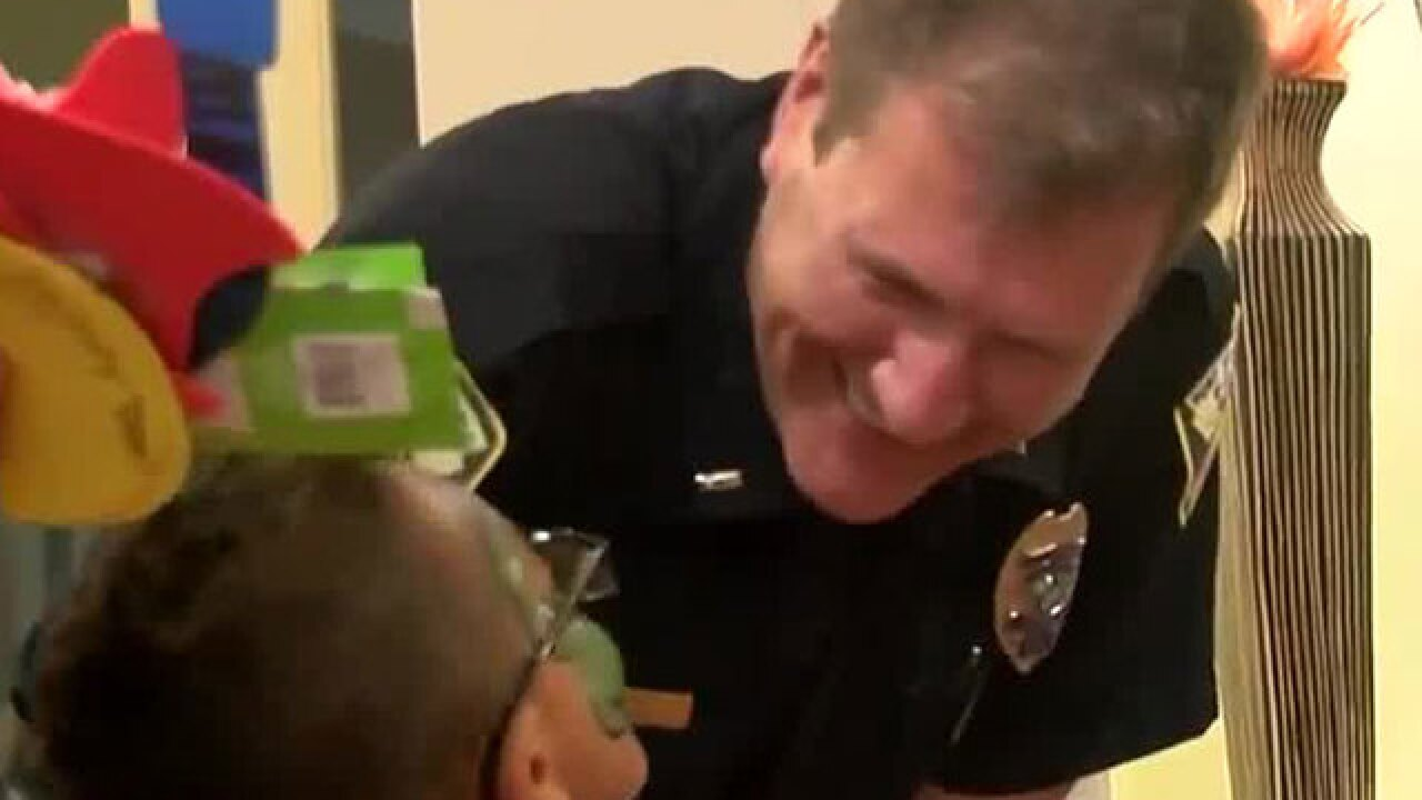 Local police build relationships with community on 'National Night Out'