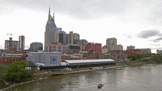 downtown nashville 2019
