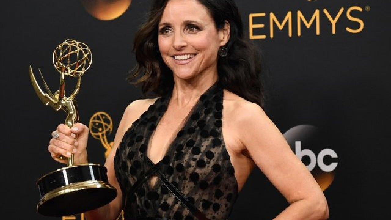 Julia Louis-Dreyfus says she never considered leaving 'Veep' despite cancer diagnosis