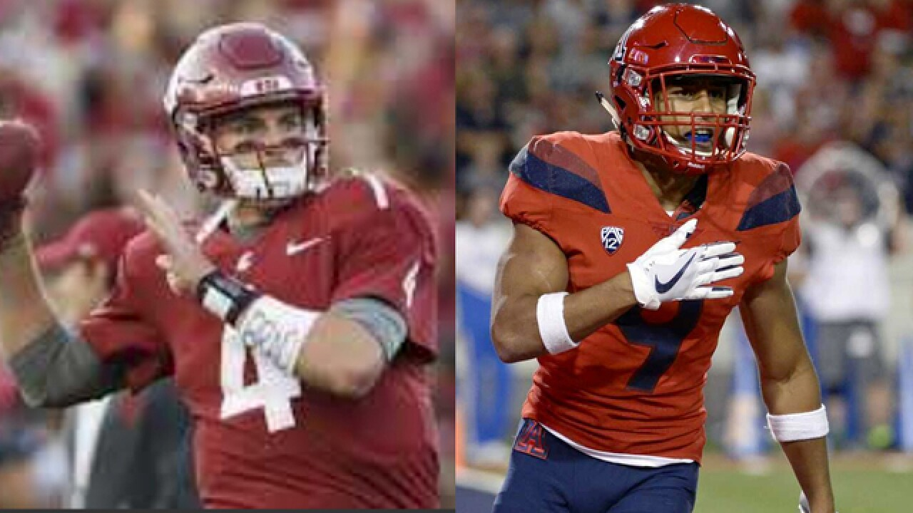 Titans Select Two More Players At NFL Draft