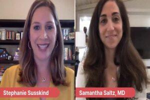 RAW INTERVIEW:  Boca Raton psychiatrist Dr. Samantha Saltz talks about mental health during coronavirus pandemic