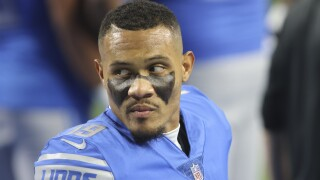 Kenny Golladay out, six questionable for Lions against Washington