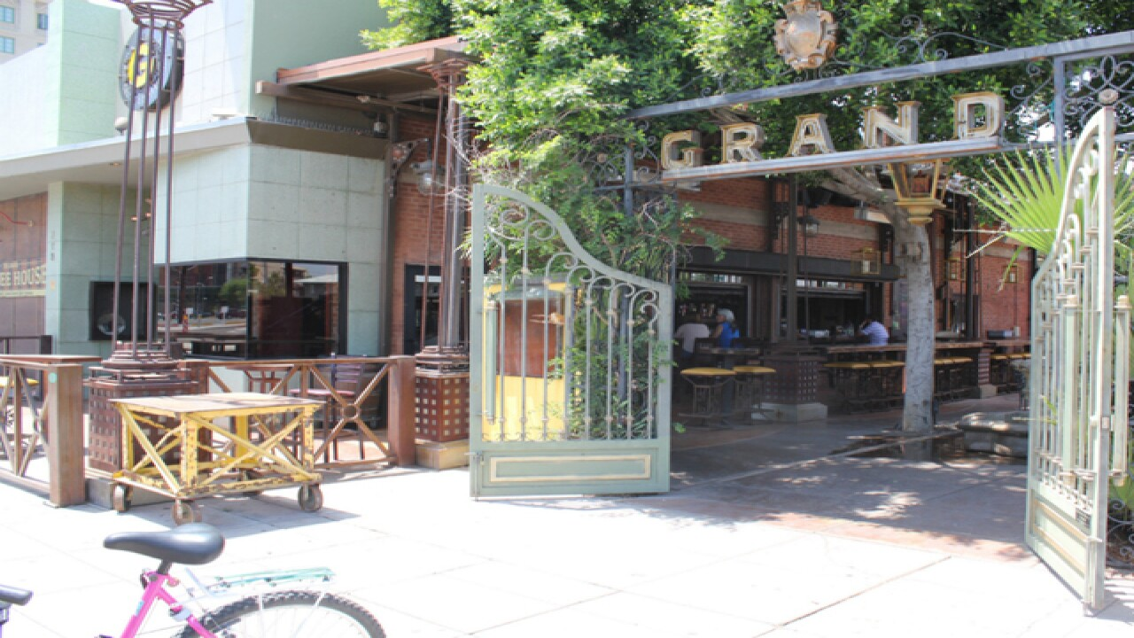 'The Grand' evolves to 24-hour cafe, bar, eatery