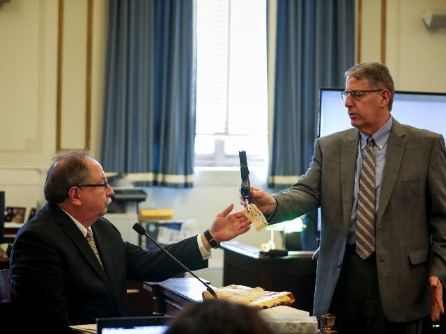 Day 5: Jury hears from drug analyst, firearms expert and coroner in Ray Tensing retrial