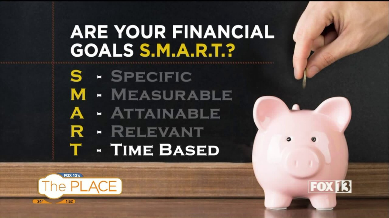 Funding Your Future: Are your financial goalsSMART?