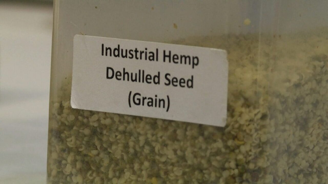 Local symposium for future hemp farmers of the Coastal Bend