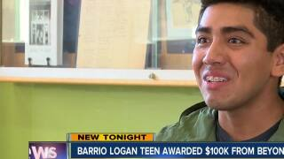 Barrio Logan teen awarded scholarship from Beyonce and Jay-Z