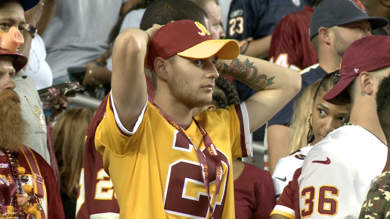 Understanding 'Skins sorrow: Can fans become depressed rooting for Redskins?