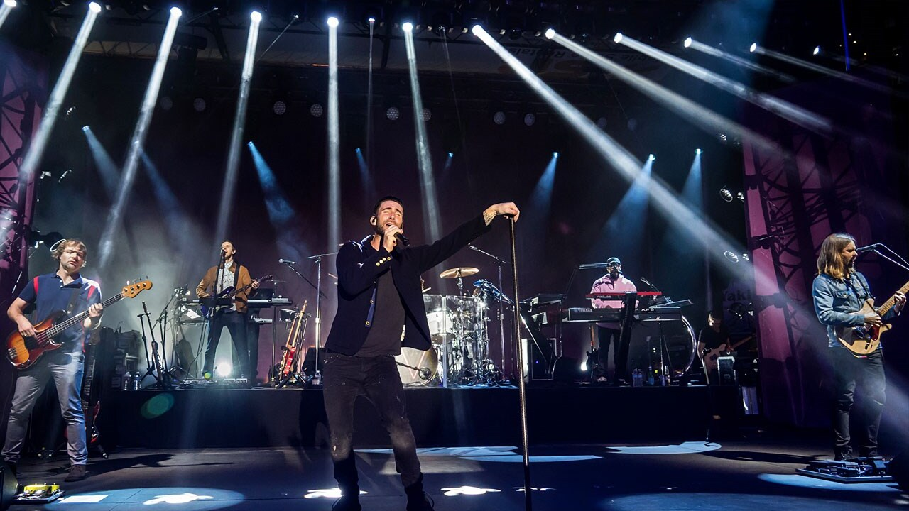 Maroon 5 is coming to Utah in 2020