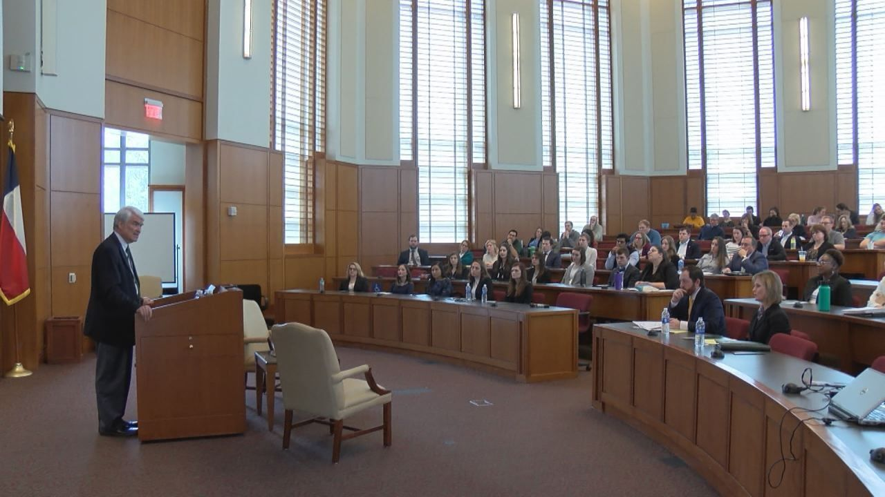 Baylor law students learn how to 'Make a Difference'