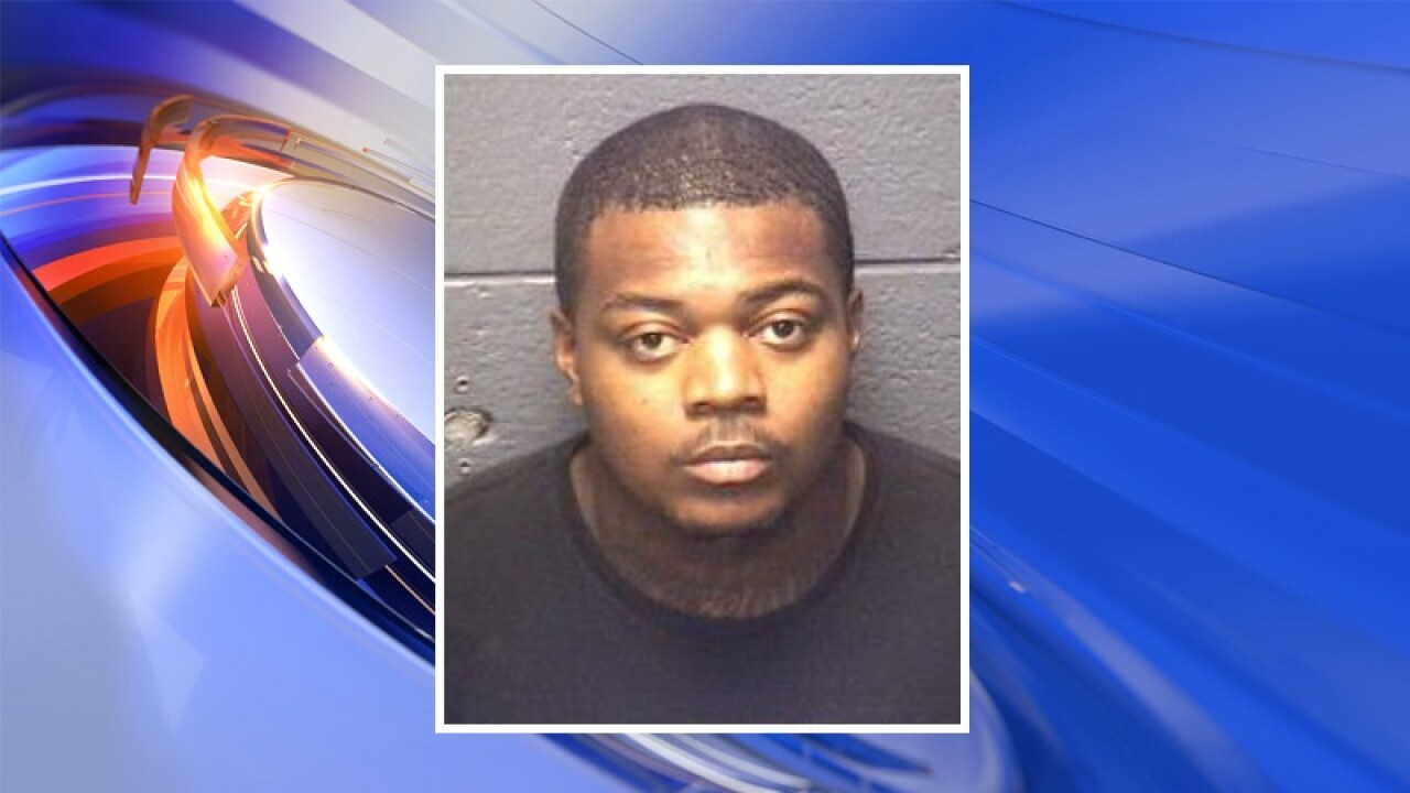 Man arrested in connection to Hampton homeinvasion