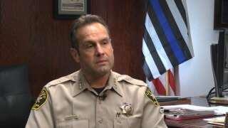 SLO County Sheriff Ian Parkinson