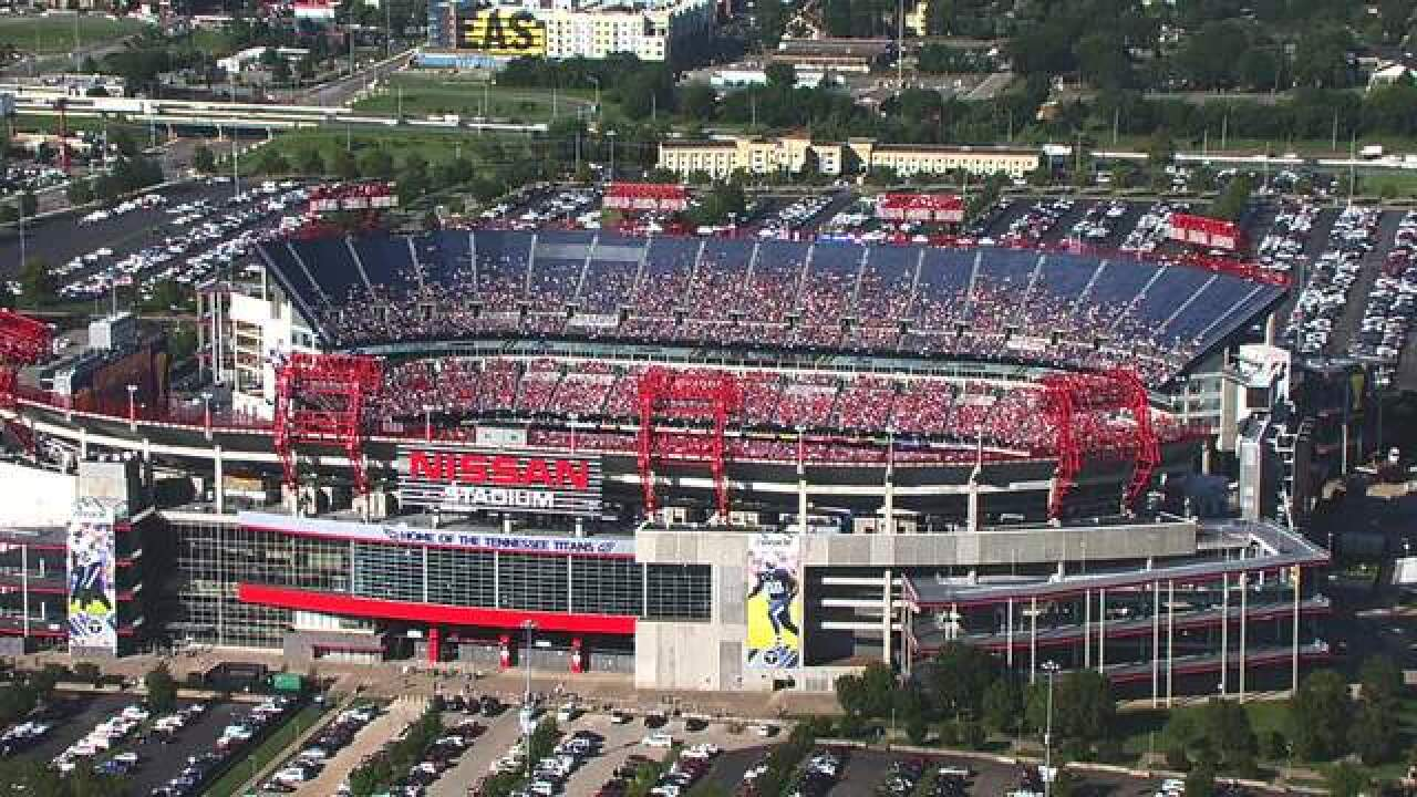 2019 Gold Cup Returns To Nissan Stadium