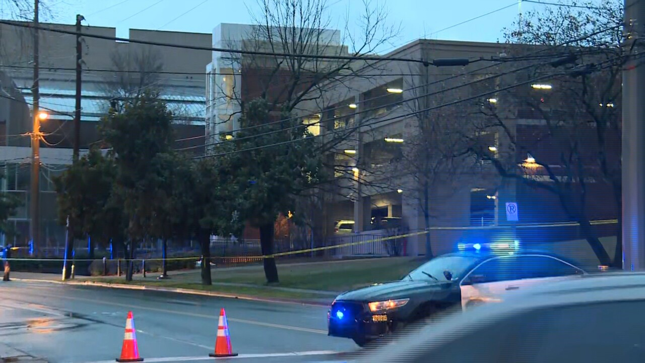 Possible explosive device reported near Vanderbilt parking garage