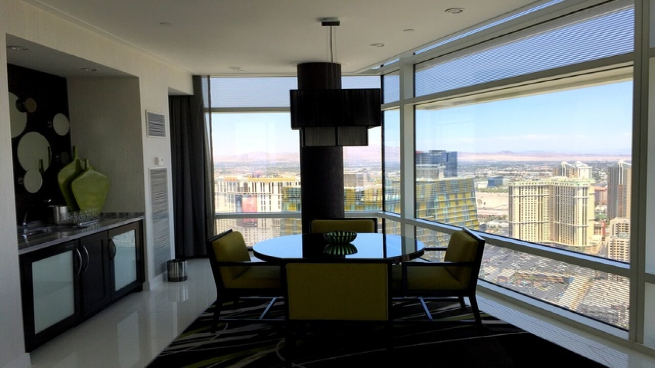 360 VIDEO: Luxurious Las Vegas accomodations