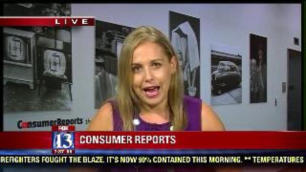 Consumer Reports: Washing food before eating
