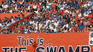UF to fill 20 percent of 'The Swamp' during football games amid coronavirus concerns