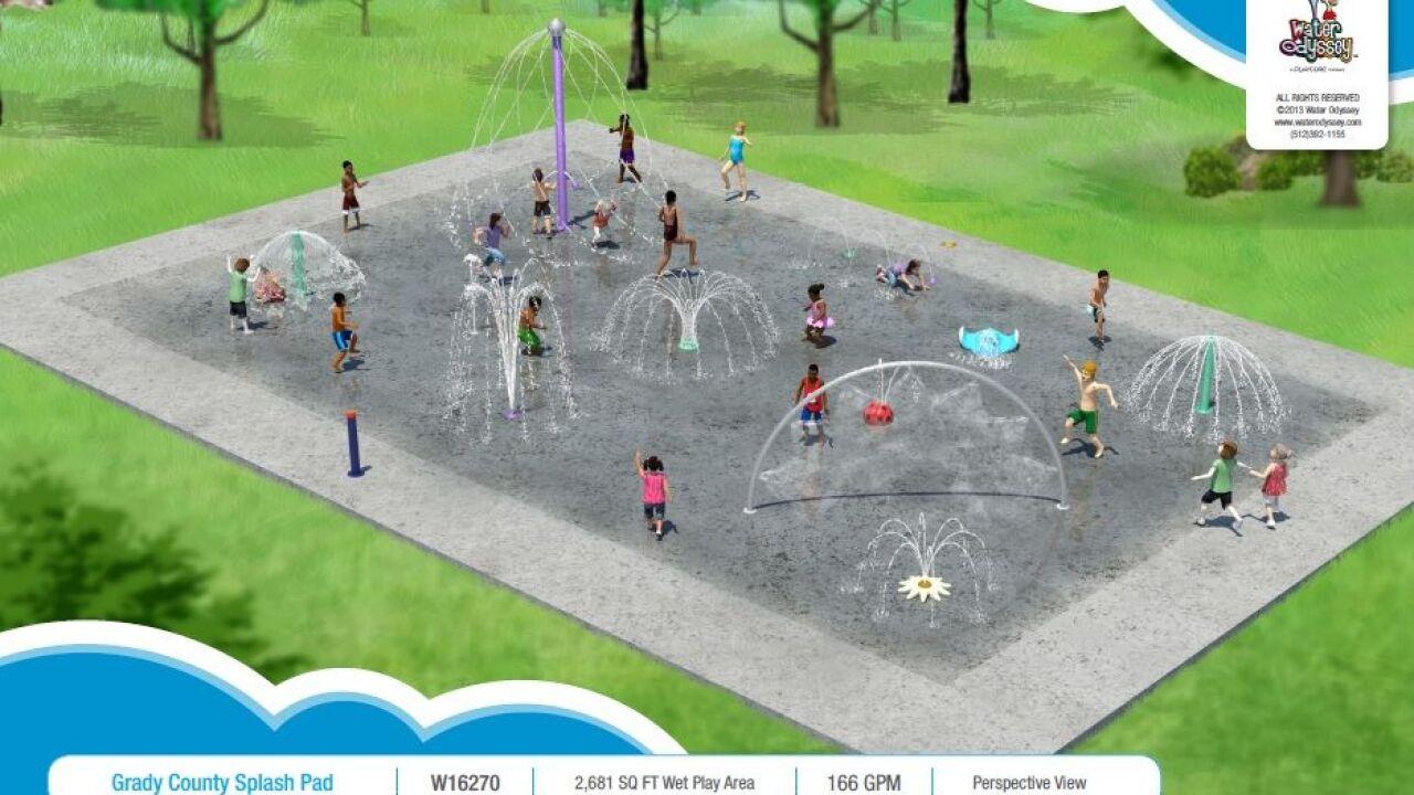 Barbour Park Splash Zone