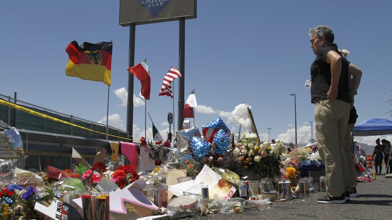 El Paso Shooting Anniversary