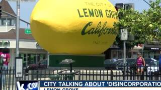 Lemon Grove mentions disincorporation amidst financial squeeze