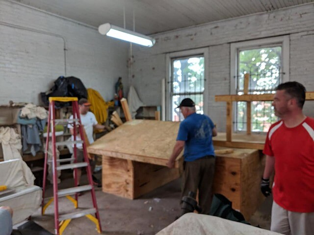 St. Elizabeth School is getting ready for its big summer makeover
