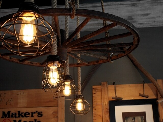 See inside the Butcher and Barrel restaurant and lounge