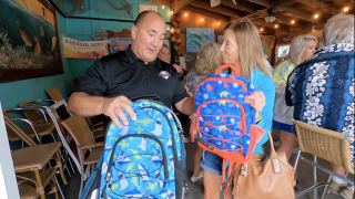 Backpack Lady Project