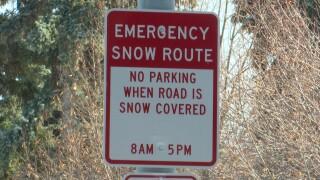 Helena Emergency Snow Route