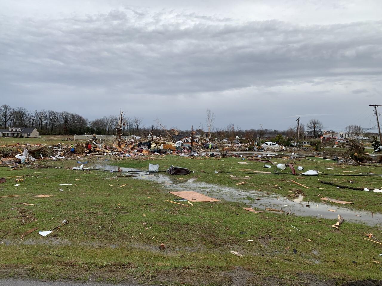 Cookeville damage