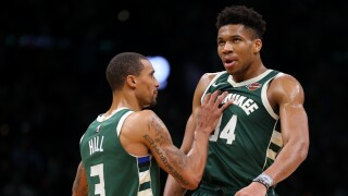 Milwaukee Bucks v Boston Celtics - Game Four