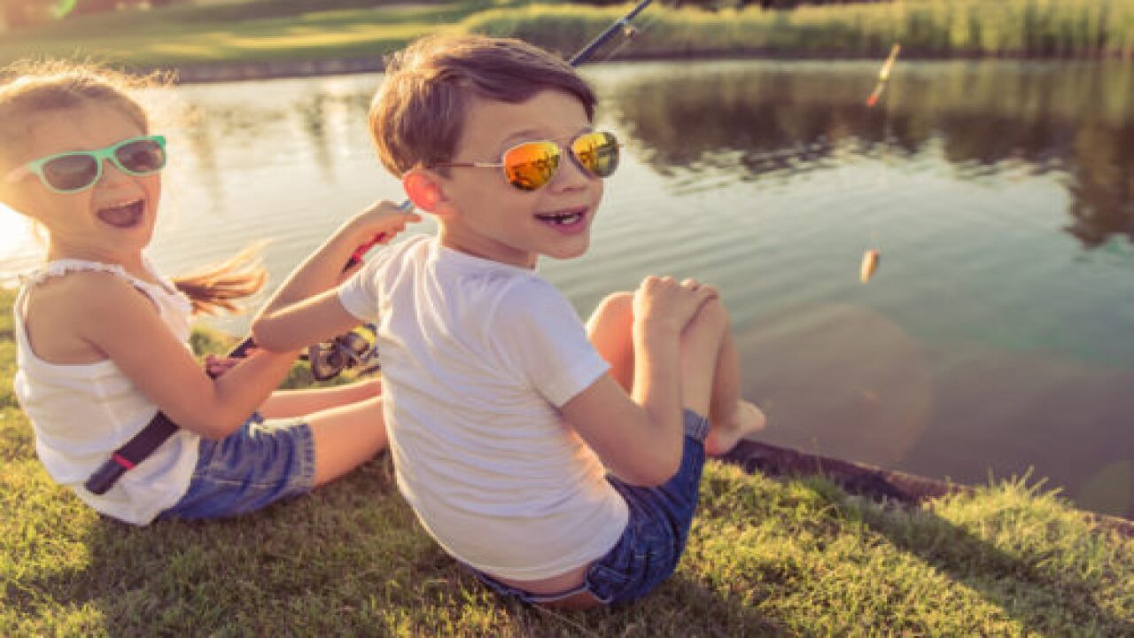 Teach Kids To Fish With These 'Just Add Nature' Beginner Fishing Kits