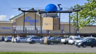 Kroger Drones